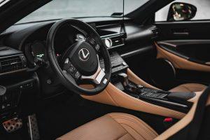 Lexus modellen
